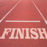 Как завершить тренинг?