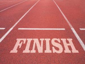 как завершить тренинг