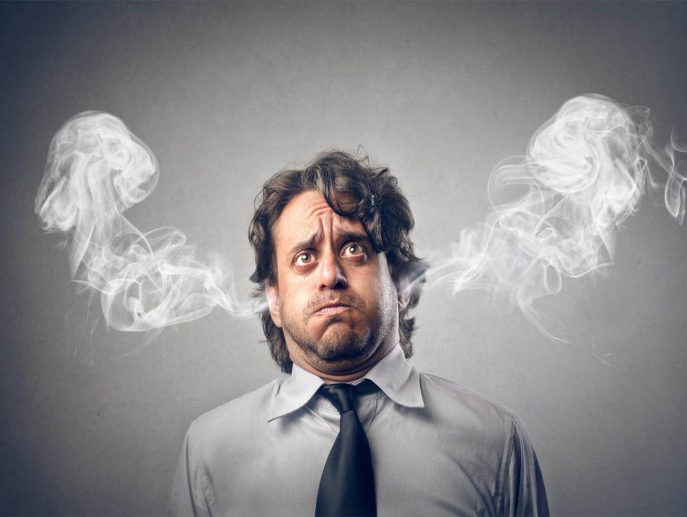 После стресса: приводим себя в рабочее состояние