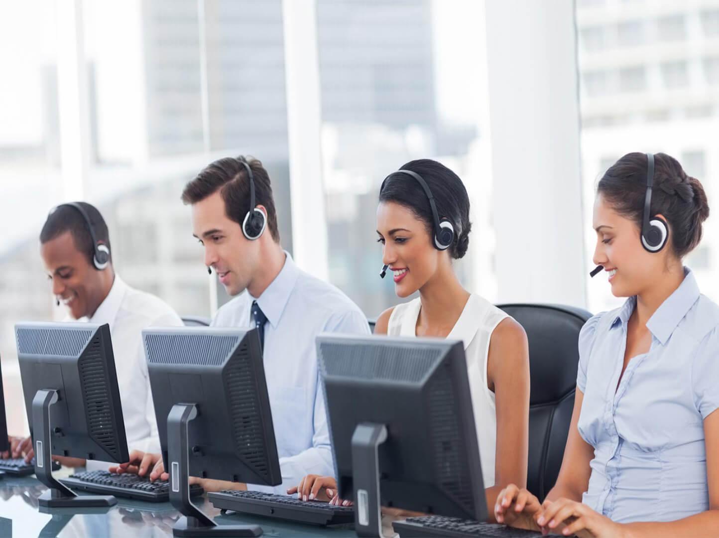 Тренинг для call центра