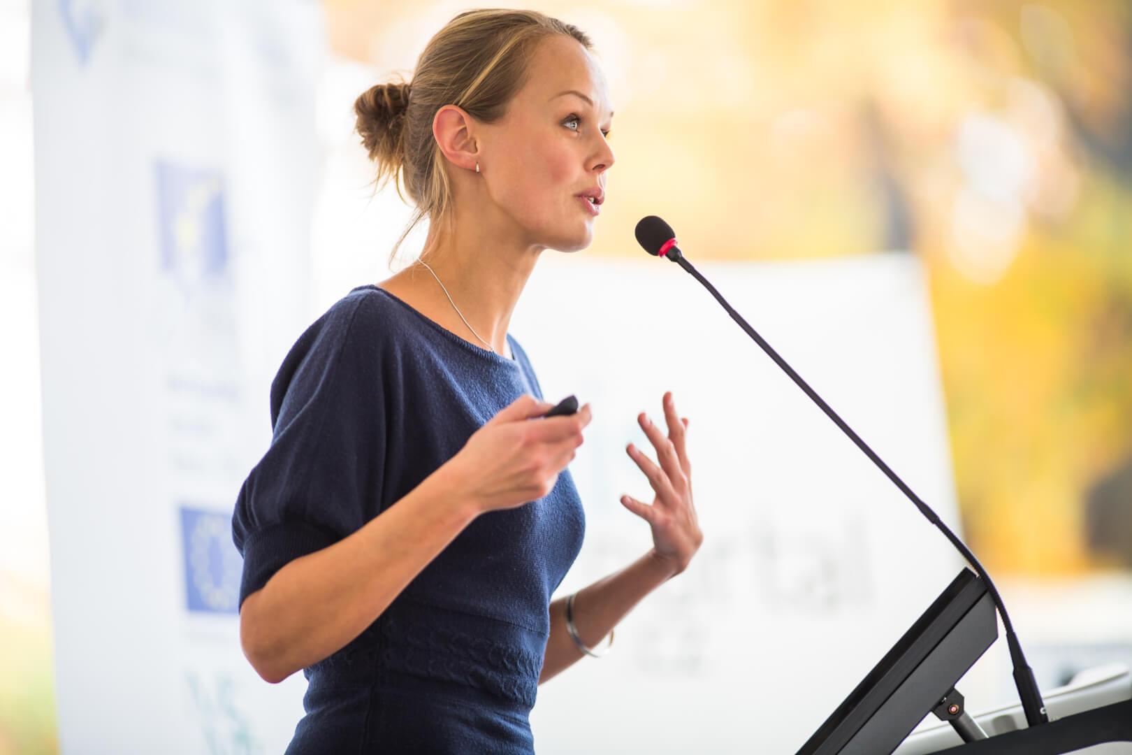 Тренинг ораторского мастерства