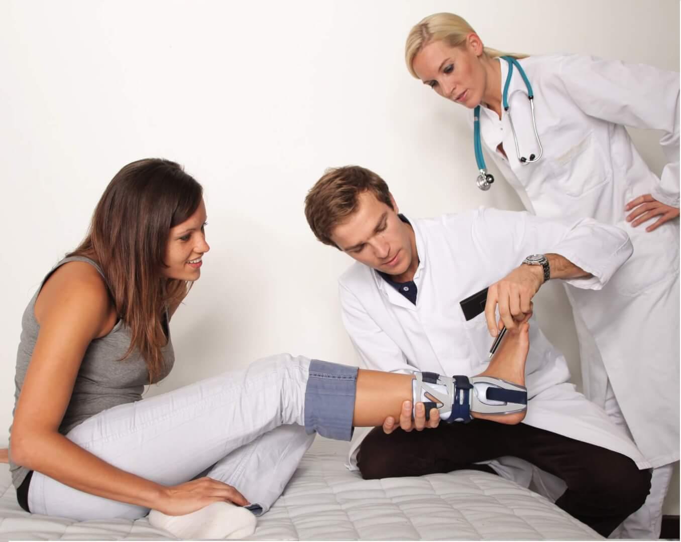 тренинг продаж ортопедия
