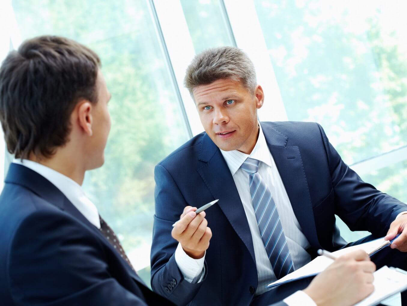 Как установить контакт с клиентом?