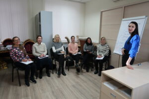 тренинг для персонала