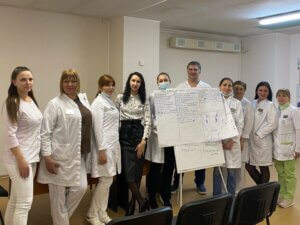 Тренинг для врачей по продажам